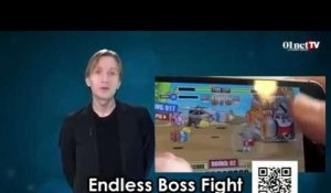 Endless Boss Fight : Bastonnez sans fin - Le test du jeu smartphone par 01netTV