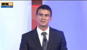 "Valls: ""My government is pro-business!"""