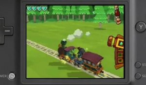 The Legend of Zelda : Spirit Tracks - [E3 2009] Trailer E3