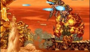 Metal Slug 3 - Trailer Steam