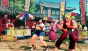 Ultra Street Fighter IV - Capcom Cup Trailer