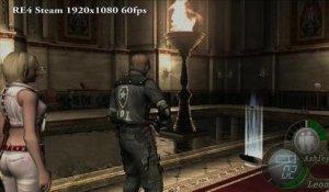 Resident Evil 4 Ultimate HD - Combat contre le monstre dans