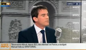 Bourdin Direct: Manuel Valls - 23/10