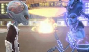 Destroy All Humans ! En Route vers Paname ! - Trailer E3 2008 #2