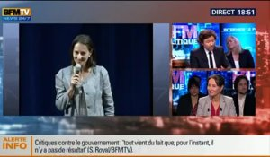BFM Politique: L'interview de Ségolène Royal par Christophe Ono-Dit-Biot (3/6) - 19/10
