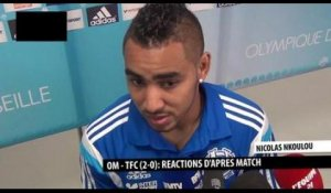 "Payet: ""On a un match très très important qui nous attend à Lyon"""