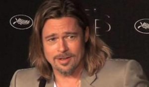Brad Pitt + P Diddy at Cannes 2012 - Day 7 | FashionTV