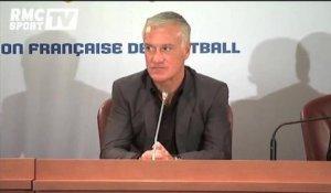 Football / Equipe de France : Deschamps rempile jusqu'en 2018 - 12/02