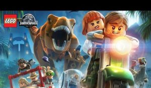 LEGO Jurassic World Game - Official Trailer