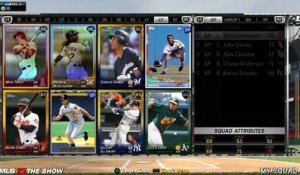 MLB 15 : The Show - Diamond Dynasty Distilled