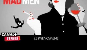 Mad Men Saison 7 sur CANAL+SÉRIES - Graphic Trailer [HD]