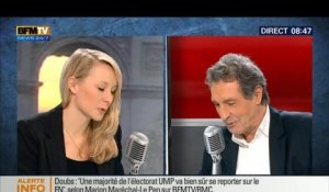Bourdin Direct : Marion Maréchal-Le Pen – 03/02