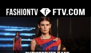 Christopher Kane Fall/Winter 2015 Show | London Fashion Week LFW | FashionTV