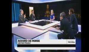Accord de Minsk : une paix fragile