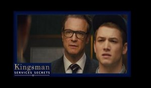 Kingsman : Services Secrets - Extrait Devenir un Kingsman [Officiel] VOST HD