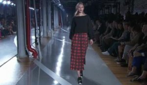 New York, la fashion week sur le vif