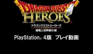 Dragon Quest Heroes - Gameplay PS4