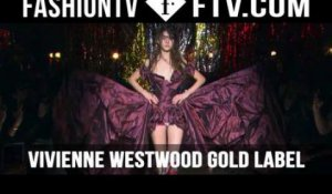 Vivienne Westwood Gold Label Fall/Winter 2015 | Paris Fashion Week PFW | FashionTV