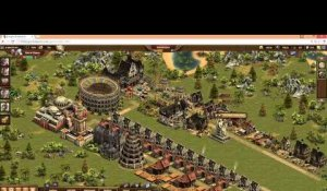 Forge of empires FR presentation detaillé 2/2