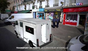 Transport de fonds : le convoyeur interpellé