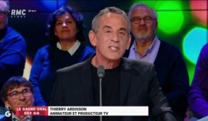 Le Grand Oral de Thierry Ardisson, animateur TV - 01/03