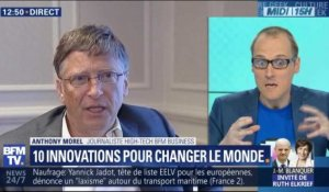 10 innovations qui vont changer le monde