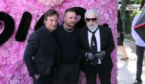 Karl Lagerfeld mort : Fabrice Luchini lui rend un poignant hommage