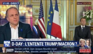 D-Day: L'entente Trump/Macron ? (1/2)
