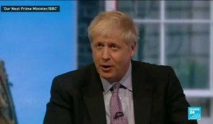 Boris Johnson confirme son avance avec 126 voix au second tour de scrutin
