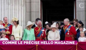 PHOTOS. Trooping the Colour : quand le prince George fait rire aux éclats Meghan Markle sur le balcon de Kensington Palace