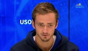 "US Open 2019 - Daniil Medvedev made his mea culpa : ""I was an idiot, to be honest"""