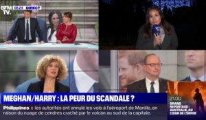 Meghan/Harry: la peur du scandale ? - 13/01