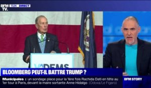 Story 2 : Michael Bloomberg peut-il battre Donald Trump ? - 19/02