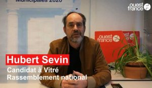 Municipales 2020 à Vitré. L'interview de Hubert Sevin
