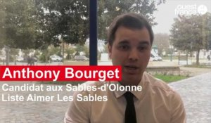Municipales 2020. L'interview d'Anthony Bourget, candidat aux Sables-d'Olonne