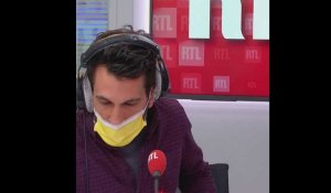 Le journal RTL de 7h du 09 avril 2021