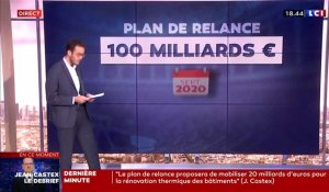 Que sait-on du plan de relance du gouvernement ?