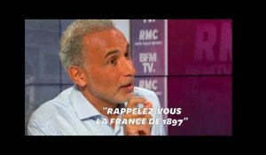 "Tariq Ramadan compare son cas à l'affaire Dreyfus: ""la France de 1897 avait tort"""