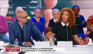 Nagui favorable à la suppression de la redevance TV, d'accord avec lui ? - 17/09