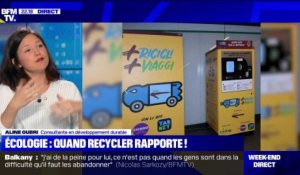 Ecologie : quand recycler rapporte - 14/09