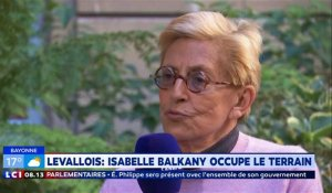 L'humeur de Beaugrand : Levallois, Isabelle Balkany occupe le terrain