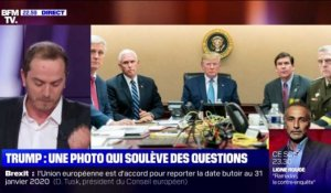 Donald Trump: une photo qui soulève des questions - 28/10