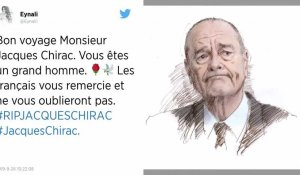 EN DIRECT. Jacques Chirac est mort