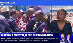 Macron à Mayotte, le défi de l'immigration (3) - 22/10