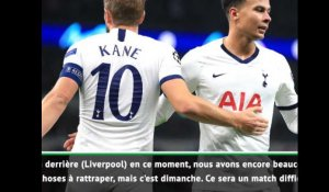 "10e j. - Kane : ""Faire une performance contre Liverpool"""