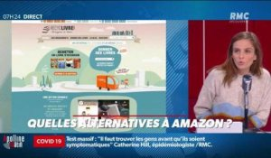 Dupin Quotidien : Quelles alternatives à Amazon ? - 05/11