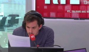 Le journal RTL de 14h du 19 octobre 2020