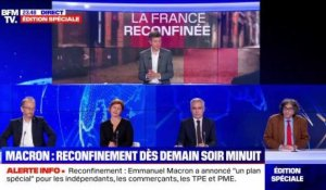 Reconfinement: La grande inquiétude - 28/10