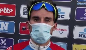 "Grand Prix de l'Escaut 2020 -  Niccolo Bonifazio : ""It's a really good podium"""