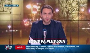Louis va plus loin : Un premier confinement local en Métropole - 23/02